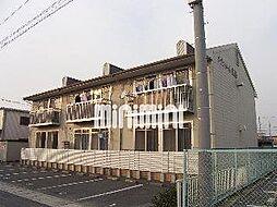 メゾンドール吉田[2階]の外観