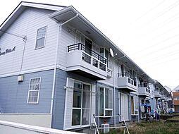 スプリングヒルズA[202号室]の外観