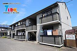 奈良県橿原市豊田町の賃貸アパートの外観