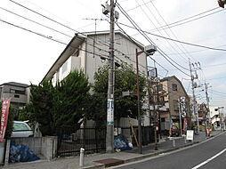 東京都葛飾区鎌倉1丁目の賃貸マンションの外観
