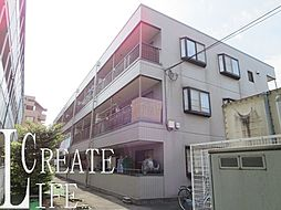 埼玉県さいたま市桜区田島1丁目の賃貸マンションの外観