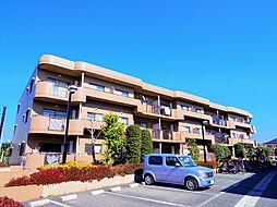 ガーデンフレアA[1階]の外観