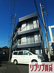 千葉県千葉市稲毛区穴川3丁目の賃貸マンションの外観