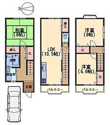 中書島駅 1,489万円