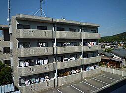 グリーンビル御井A[1階]の外観
