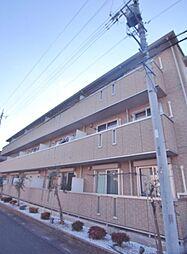 埼玉県ふじみ野市亀久保1丁目の賃貸アパートの外観