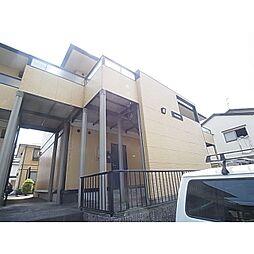 静岡県静岡市清水区北脇新田の賃貸アパートの外観