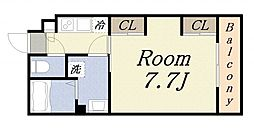 リブリH・Y・S[2階]の間取り