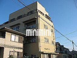 マンションブレーン[3階]の外観
