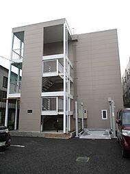 西野山マンション百々町[3階]の外観