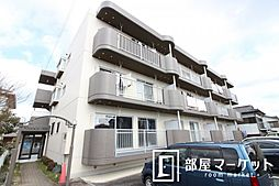 愛知県豊田市小川町2丁目の賃貸マンションの外観