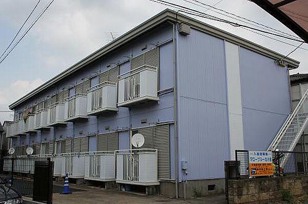 マローブルー北小金 105[105号室]の外観
