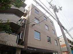 大阪府大阪市東淀川区瑞光3丁目の賃貸マンションの外観