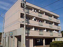 マンション鶴見[302号室]の外観