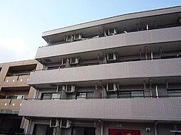 愛知県日進市折戸町枯木の賃貸マンションの外観