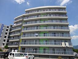 長野県上田市常入1丁目の賃貸マンションの外観