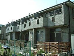 千葉県鎌ケ谷市粟野の賃貸アパートの外観