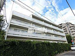 清水ヶ岡レジデンス[4階]の外観