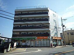 大阪府富田林市若松町1の賃貸マンションの外観