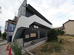 愛知県名古屋市中川区打中1丁目の賃貸アパートの外観