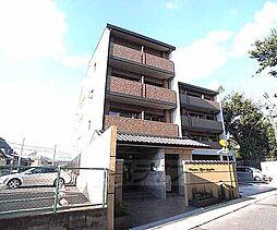京都府京都市左京区山端橋ノ本町の賃貸マンションの外観
