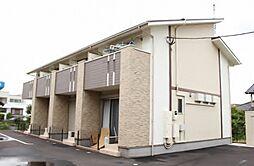 [テラスハウス] 栃木県真岡市並木町2丁目 の賃貸【/】の外観