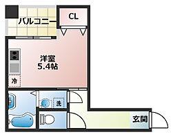 (仮称)船橋市宮本3丁目共同住宅[301号室]の間取り
