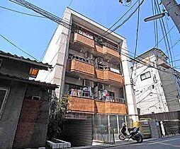 京都府京都市上京区木屋之町の賃貸マンションの外観