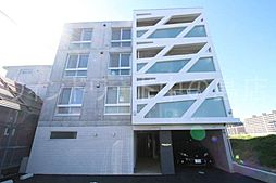 北海道札幌市白石区菊水七条1丁目の賃貸マンションの外観