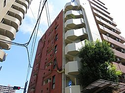エクセルコート植田[5階]の外観