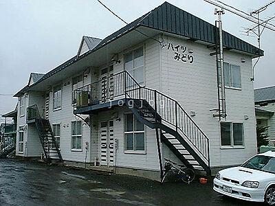 外観,1DK,面積28.35m2,賃料3.5万円,バス くしろバス鳥取分岐下車 徒歩4分,,北海道釧路市鳥取北8丁目5番17号