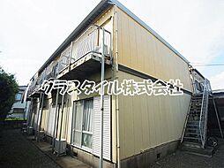 神奈川県厚木市及川1丁目の賃貸アパートの外観