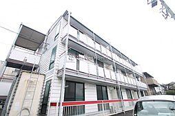 神奈川県相模原市中央区清新7丁目の賃貸アパートの外観