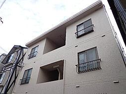 俊成マンション[1階]の外観