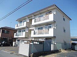 滋賀県栗東市手原7丁目の賃貸マンションの外観