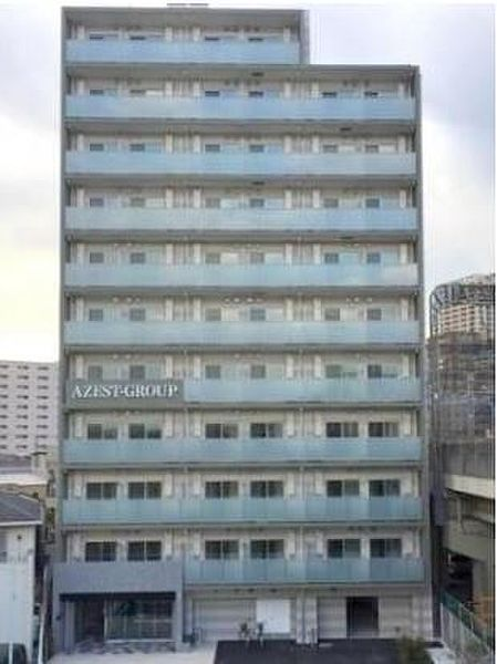AZEST北千住[5階]の外観