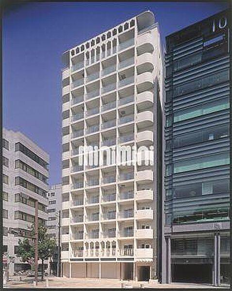 HF久屋大通レジデンス[13階]の外観