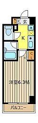セイコーガーデンVI[4階]の間取り