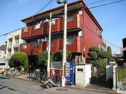 グロースハイツ菱屋西[2階]の外観