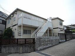 兵庫県西宮市宮西町の賃貸アパートの外観