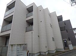 埼玉県蕨市南町2丁目の賃貸アパートの外観