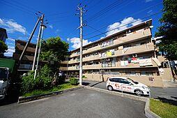 レジデンス豊里I[4階]の外観