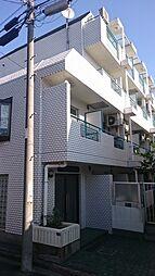 ハイタウン大倉山NO2[302号室]の外観