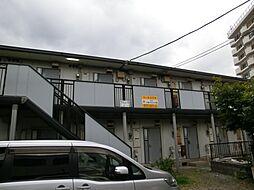 コーポスズキ[106号室]の外観