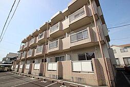 馬込川マンション[305号室]の外観