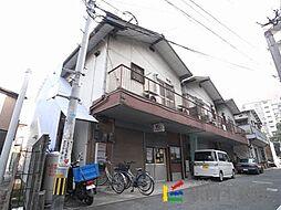 竹丘荘[2階]の外観