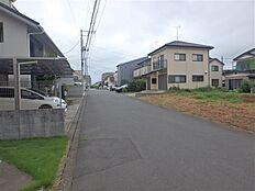 南側6m道路
