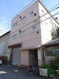 大阪府大阪市大正区平尾2丁目の賃貸マンションの外観