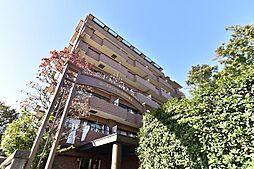 ローズマンション白糸台第3[6階]の外観