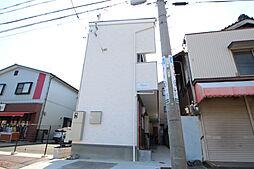 愛知県名古屋市南区三吉町1丁目の賃貸アパートの外観